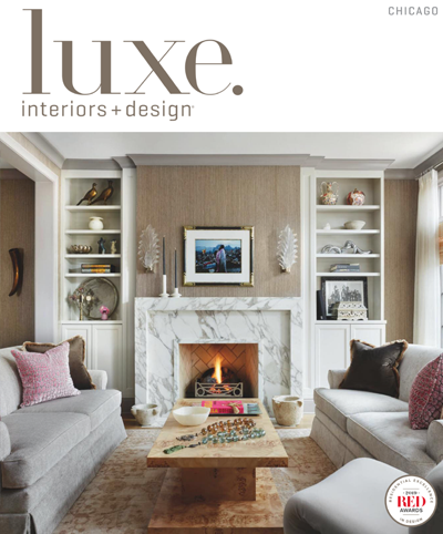 Luxe Chicago Interior + Design